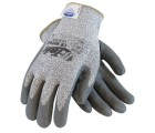 PIP 19-D750 G-Tek Solid Nitrile Grip with Spun Dyneema Cut Resistant Gloves