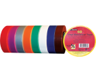 Electro Tape 60 General Purpose Color Coding Vinyl Electrical Tape