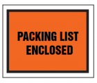 LPS Industries PQ-10BL Pres-Quick Packing List Envelopes- 4-1/2 x 5-1/2 Inch