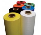 Western Plastics Identi Color Tinted Stretch Film