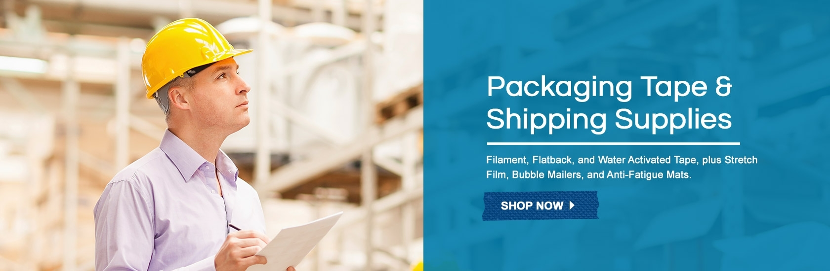 Packaging Tape & Shipping Supplies